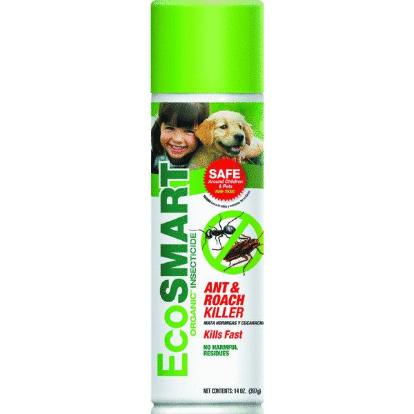 EcoSMART Organic Ant and Roach Killer, 14-Ounce