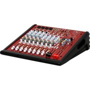 Galaxy Audio AXS-10 10-Channel Mixer, USB Out, Multi FX, Single Knob Compression