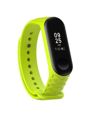 Product Image Fashion Sport Soft Silicone Replacement Wristband Wrist Strap For Xiao Mi Band 3