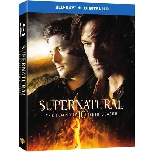 Supernatural: The Complete Tenth Season (Blu-ray   Digital HD With UltraViolet)