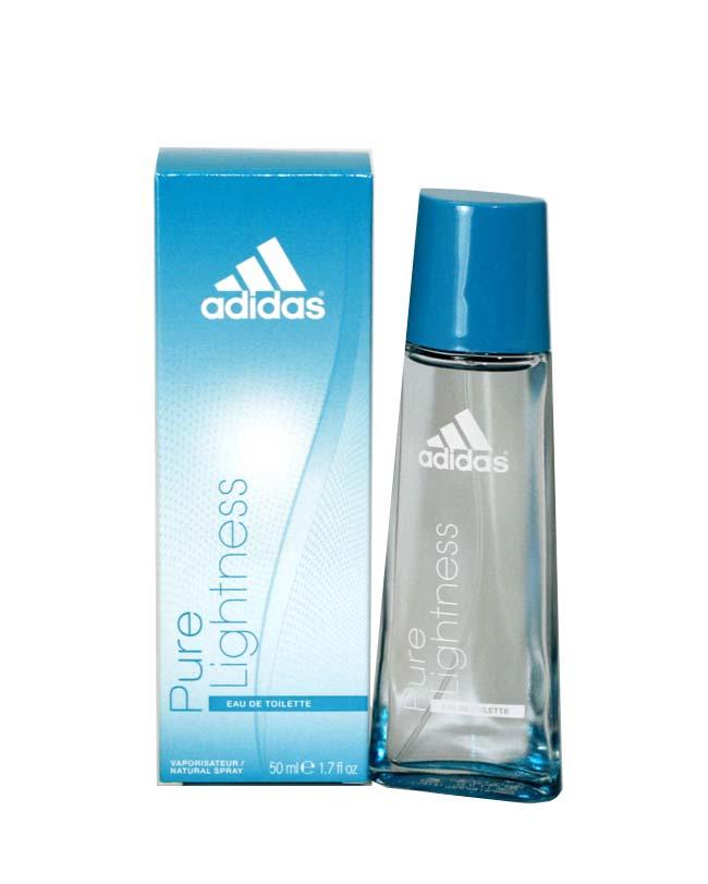 vista previa de compre los más vendidos mejor online Adidas Pure Lightness Eau De Toilette Spray 1.7 Oz / 50 Ml for ...