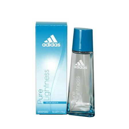 Adidas Pure Lightness Eau De Toilette Spray 1.7 Oz / 50 Ml...