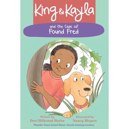 King & Kayla: King & Kayla and the Case of Found Fred (Paperback)