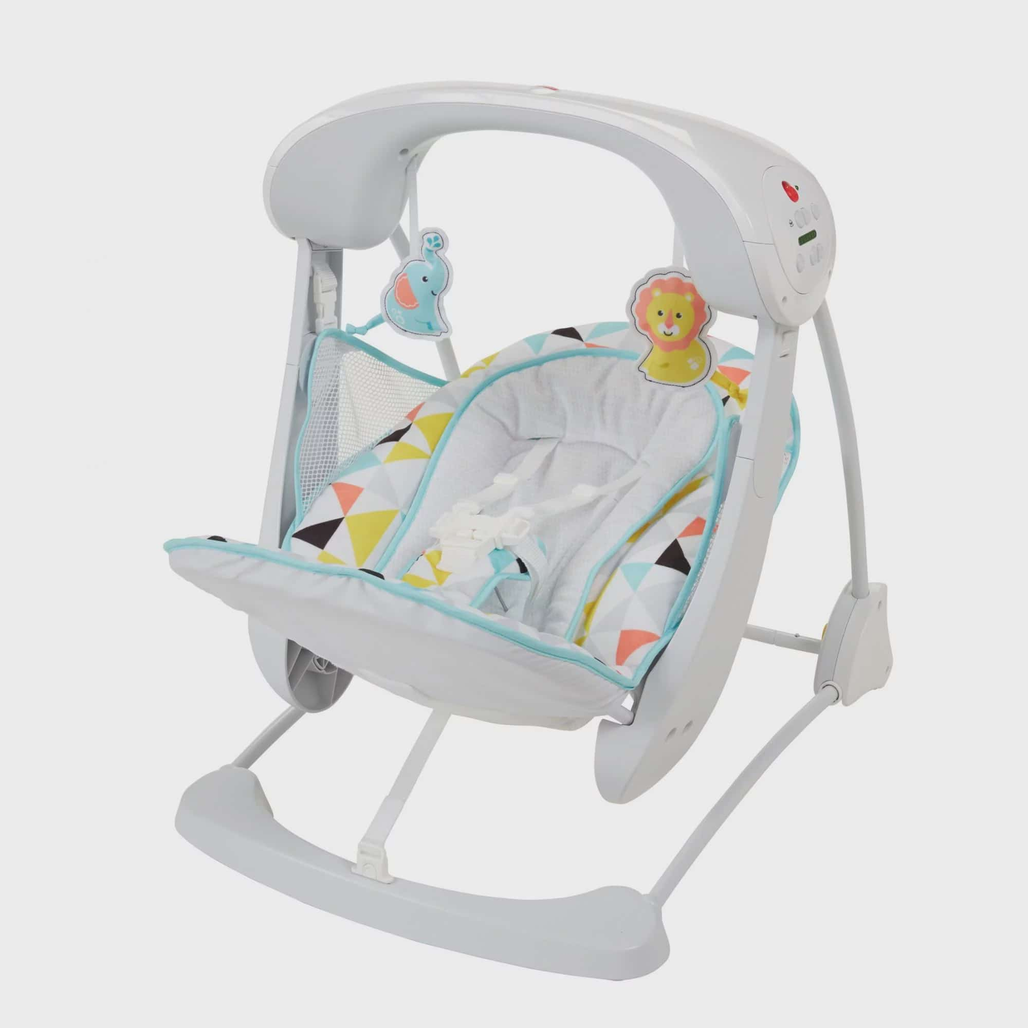 Fisher Price Deluxe Take-Along Swing & Seat by Fisher-Price