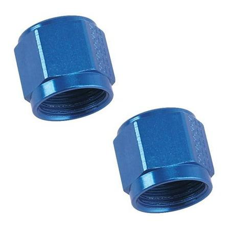 Aluminum Tube Nut Coupler, AN8 1/2 Inch