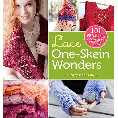 Storey Publishing Lace One-Skein Wonders Book