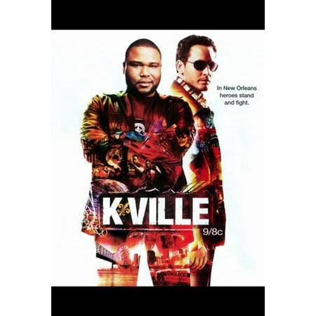 K 11 Poster Ville Movie Poster (11 x 17) - Walmart.com