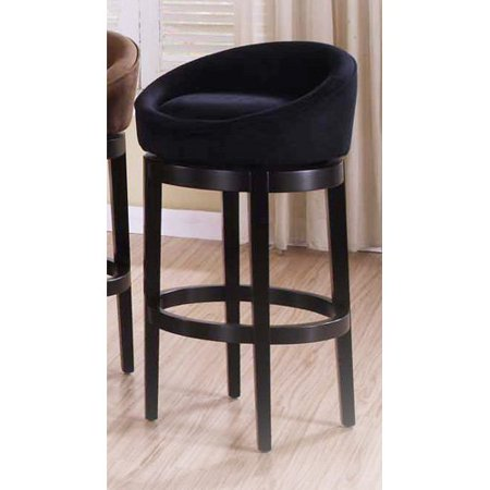 Armen Living Igloo 30 In Low Back Bar Stool Walmart Com