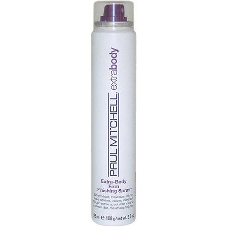 Extra Body Firm Finishing Hairspray, , 3.8 Oz Extra Firm Finishing Spray