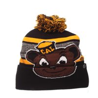 Zephyr Mammoth Cal Berkeley Golden Bears Beanie Hat