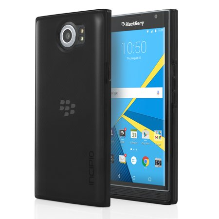 new product 7656f dc94b BlackBerry Priv Case, Incipio [Co-Molded Case][Shock Absorbing] Octane Pure  Case for BlackBerry Priv-