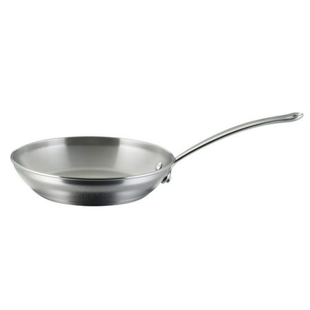 Farberware Millennium Stainless Steel Cookware 10-Piece Set, Stainless Steel - 75653