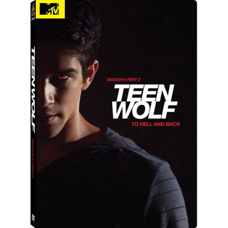 Teen Wolf: Season 5, Part 2 (DVD)