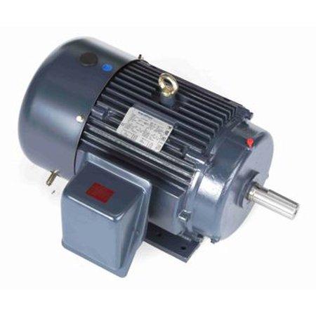 10 hp 1170 RPM 256T Frame 230/460V TEFC Leeson/Marathon Electric Motor # GT1020A
