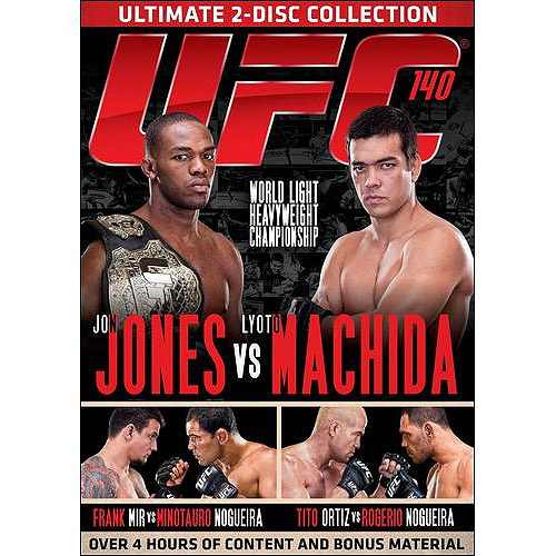 UFC 140: Jones Vs. Machida (Widescreen) by IDT CORPORATION