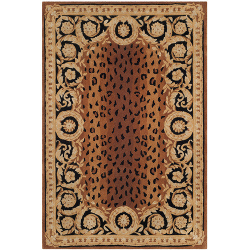 Safavieh Naples Brown Area Rug