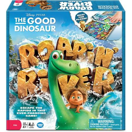 The Good Dinosaur Roarin' River Game](Big Dino Games)