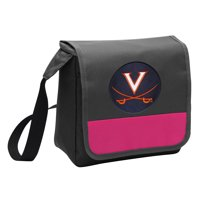 University of Virginia Lunch Bag for Girls or Women Stylish OFFICIAL UVA Lunchbox Cooler for School or Office