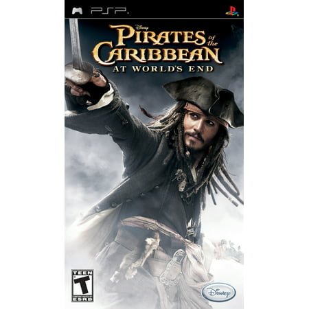 Pirates of the Caribbean: At World's End PSP (Cheapest Times To Go To Disney World 2015)