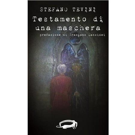 Testamento di una maschera - eBook](Maschera Di Halloween)