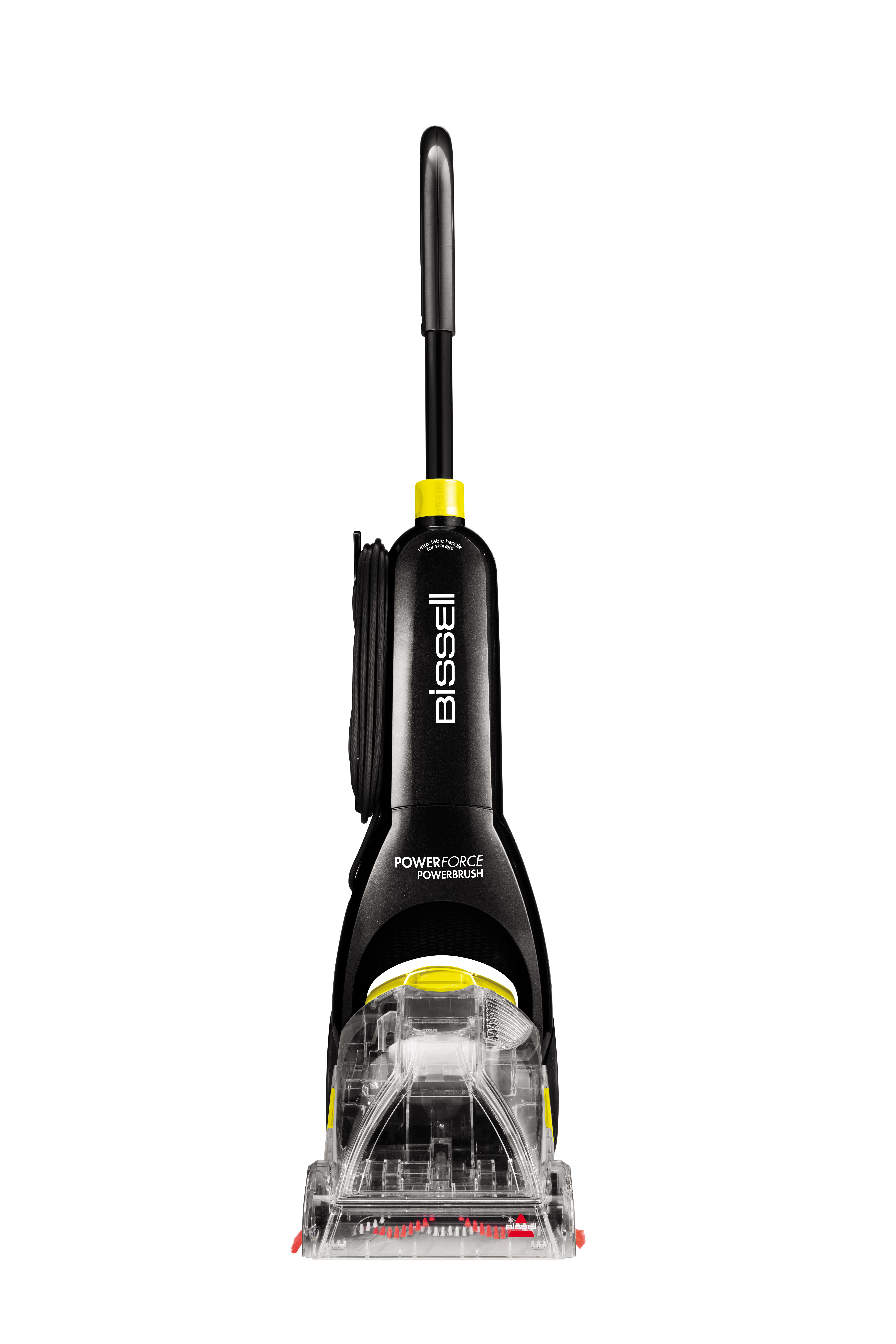 BISSELL PowerForce PowerBrush Full Size Carpet Cleaner, 2089 (new and Improved version...