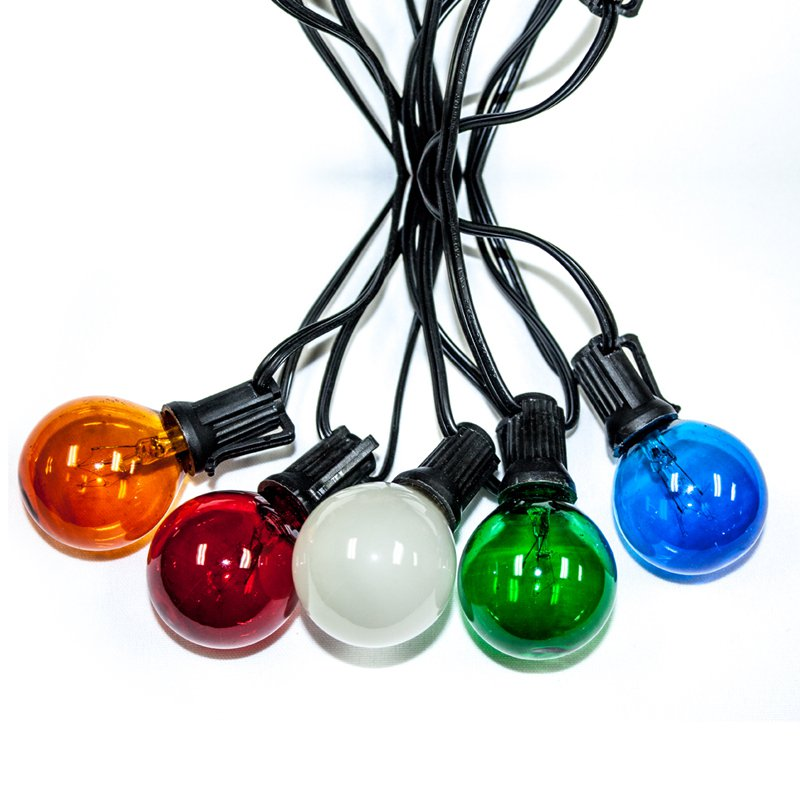 String Light pany Outdoor Party String Lights Walmart