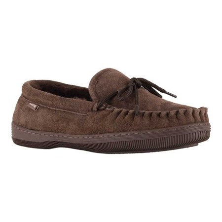 48743a408121 Lamo - Men s Moccasin Fleece - Walmart.com