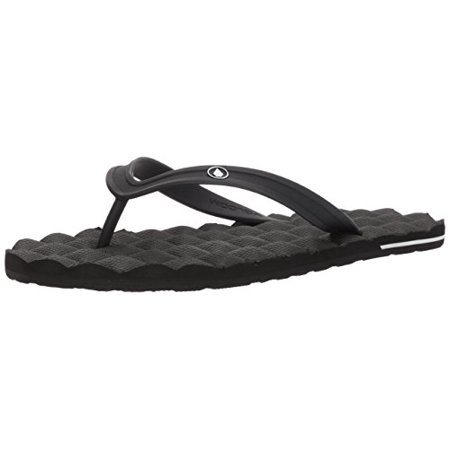 51b46a15e988 Volcom - Volcom Men s Recliner Rubber 2 Sandal FLIP Flop
