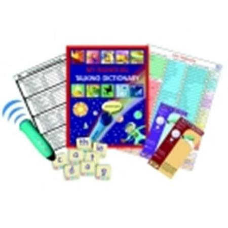Mantra Lingua My Spanish Bilingual Talking Dictionary Starter Kit