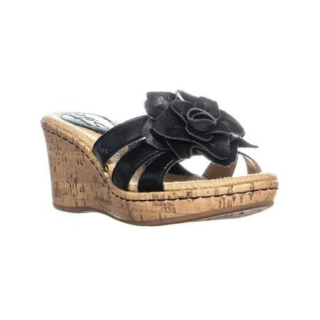 d6f4739e303 Born - Womens B.O.C. Born Manona Wedge Sandals