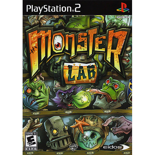 Monster Lab (PS2) - Pre-Owned