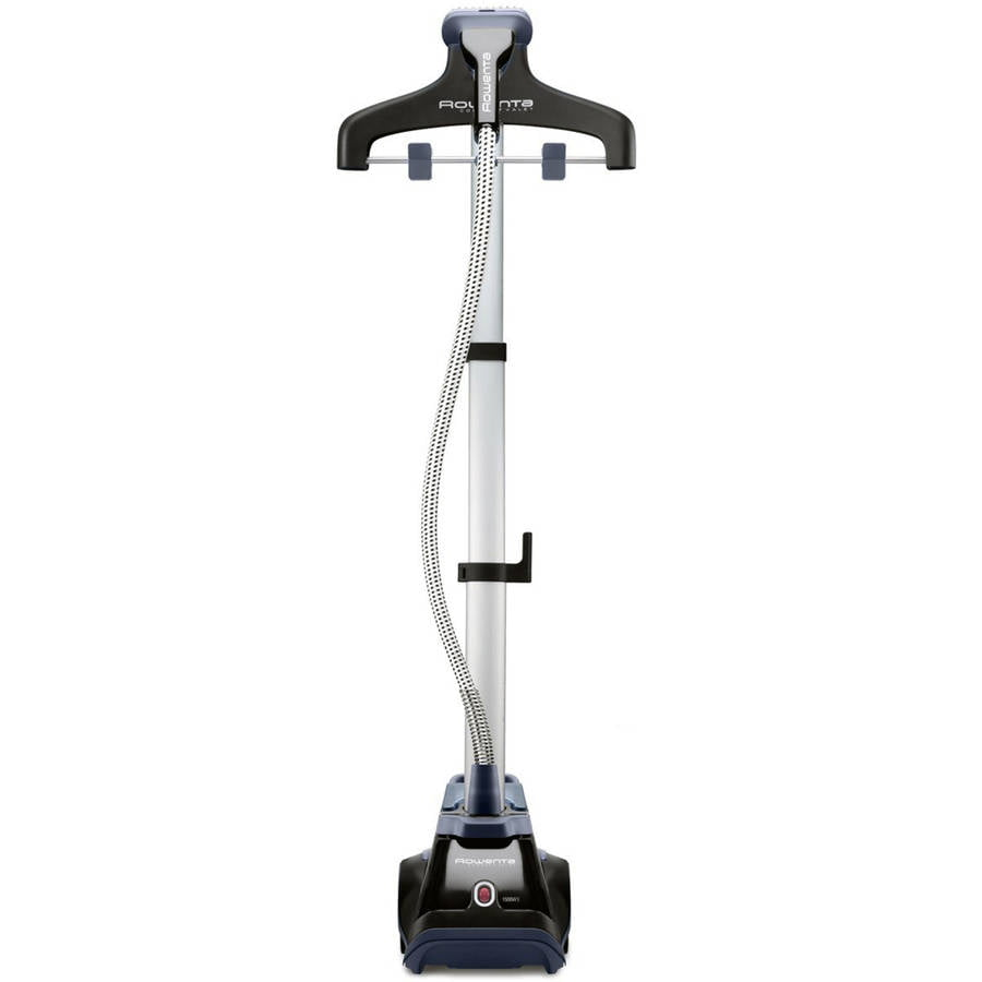 Refurbished Rowenta IS6200CGS Compact Valet Full Size Garment Steamer, Blue by ROWENTA