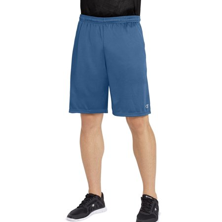 Mens Vapor Select Short  Seabottom Blue Navy  Xl  X Temp Technology Dries Faster As Your Body Heat Rises By Champion