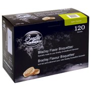 Bradley Smoker Flavor Bisquettes - Apple 120Pk