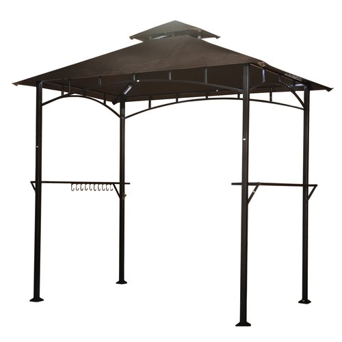 Mainstays Grill Shelter with LED Lights - Walmart.com