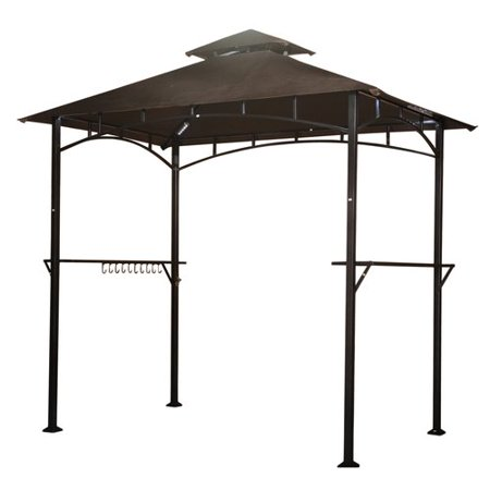 Mainstays Grill Shelter With Led Lights Walmart Com