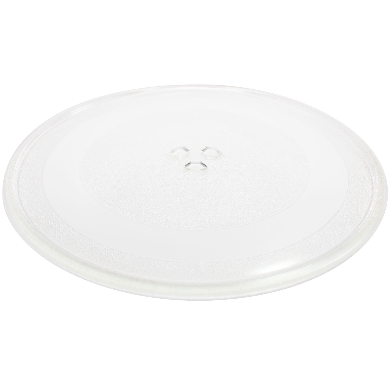 325mm JVM1490SH01 Microwave Glass Plate Replacement for General Electric//G.E Compatible with General Electric//G.E 12 3//4 WB49X10074 Microwave Glass Turntable Tray