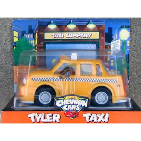 The Chevron Cars Chevron Cars Retired 1997 Tyler Taxi - image 1 of 1