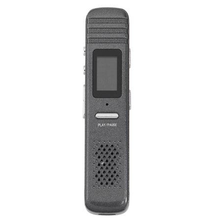 Portable 8GB Digital Mini Voice Recorder Pen Professional Audio Spy Drive Disk MP3 Mini Dictaphone with Earphone (Random Color) - image 1 of 1