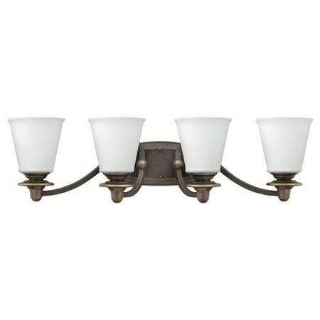 Hinkley Lighting 54264 4 Light Bathroom