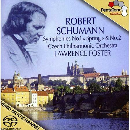 R. Schumann - Robert Schumann: Symphonies Nos. 1 Spring & 2