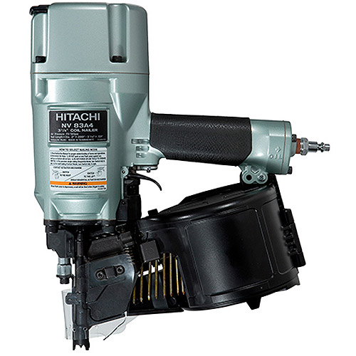 Hitachi Coil Framing Nailer