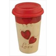 Christian Art Gifts 364067 Mug Travel For Someone Special Love Never Fails