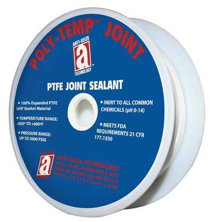 ANTI-SEIZE TECHNOLOGY Joint Sealant Ribbon,3/4 In. W,100 Ft.  28320