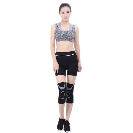 Knees Support Men / Women Knee Brace Knee Compression Sleeves Sports Compression Knee Joint Support - image 4 of 7