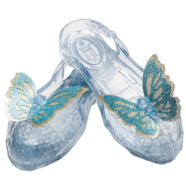 Morris Costumes DG87024 Cinderella Movie Shoe Light-Up Costume