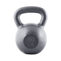 Deals on CAP Cast Iron Kettlebell 60lbs Single