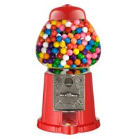 """Great Northern 15"""" Old Fashioned Vintage Candy Gumball Machine Bank - Everyone Loves Gumballs!"""