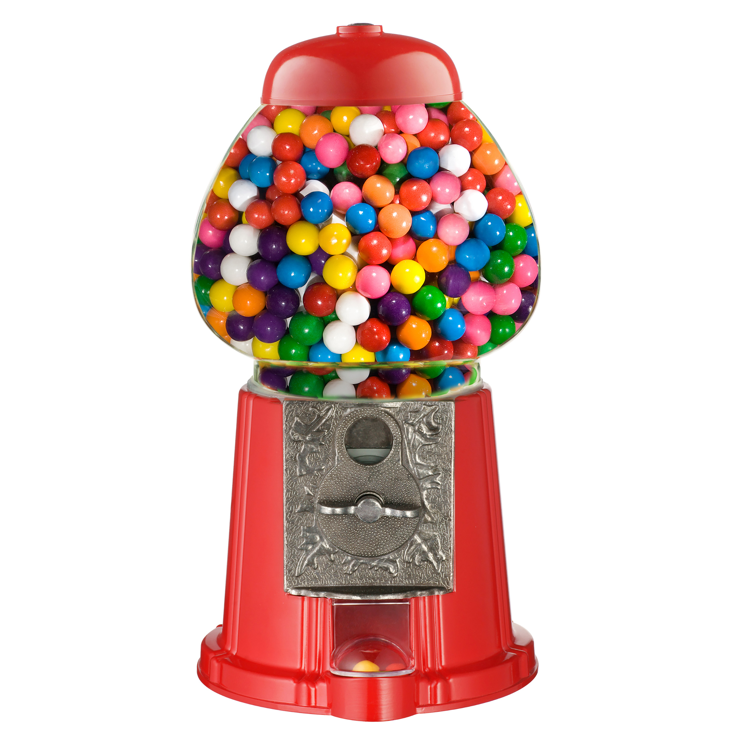 """15"""" Old Fashioned Vintage Candy Gumball Machine Bank by Great Northern Popcorn"""