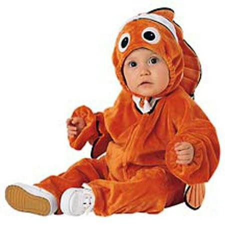 Baby Clown Fish Costume